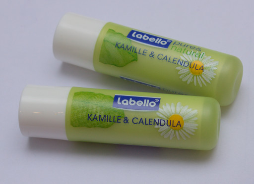 Labello Kamille&Calendula Labello Pure&Natural Kamille&Calendula