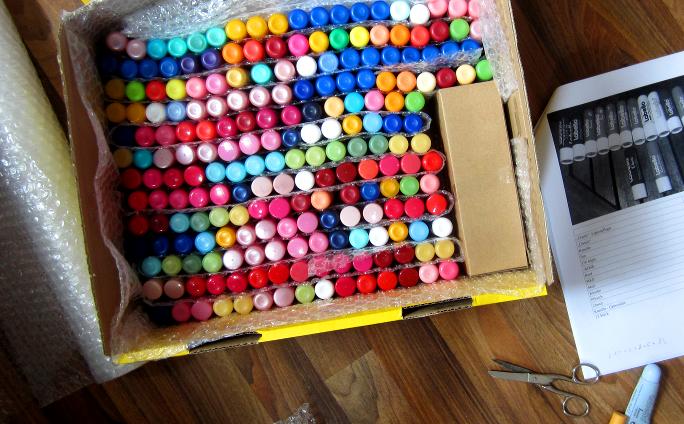 Labello-Sammlung verpacken für Neuwied